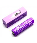 Efest IMR 18650 3100mah Button Top